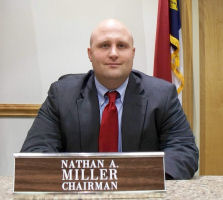 Nathan Miller, Chairman, Term Expires 2014