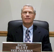 David Blust, Vice-Chairman, Term Expires 2014